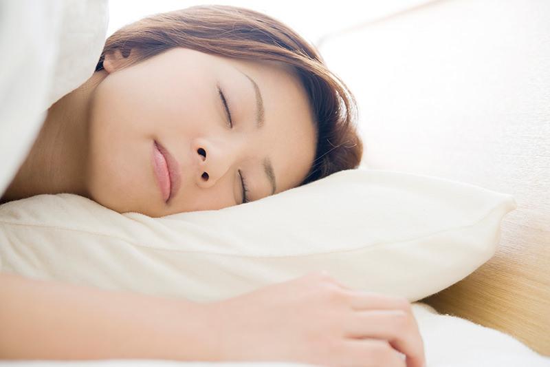 睡眠を十分とるなど規則正しい生活習慣を心がける
